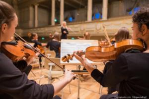 交響楽団の画像